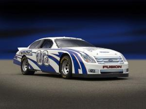 Ford Fusion NASCAR Sprint Cup Series Race Car 2006 года